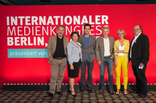 u.a. Kirsten Niehuus, Frank Schätzing, Tom Tykwer, Stefan Arndt